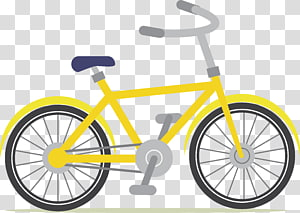 Bmx bike shop freestyle. Cycle clipart yellow bicycle