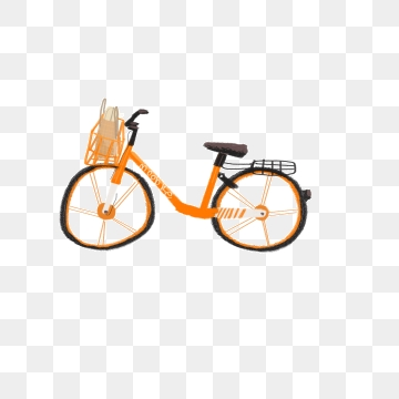 Bike png vector psd. Cycle clipart yellow bicycle