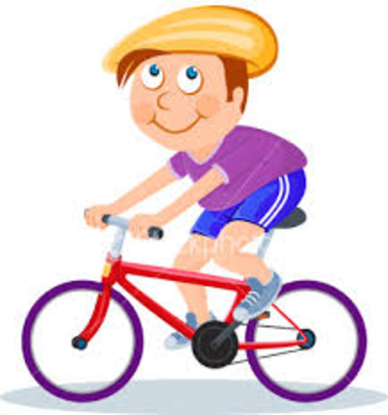 Cycling clipart. I go free images