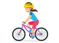 bike clipart bike rider