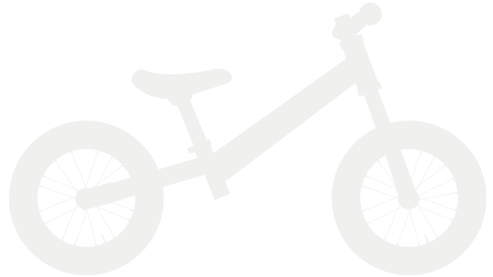 Islabikes rothan lightweight balance. Cycling clipart go ahead