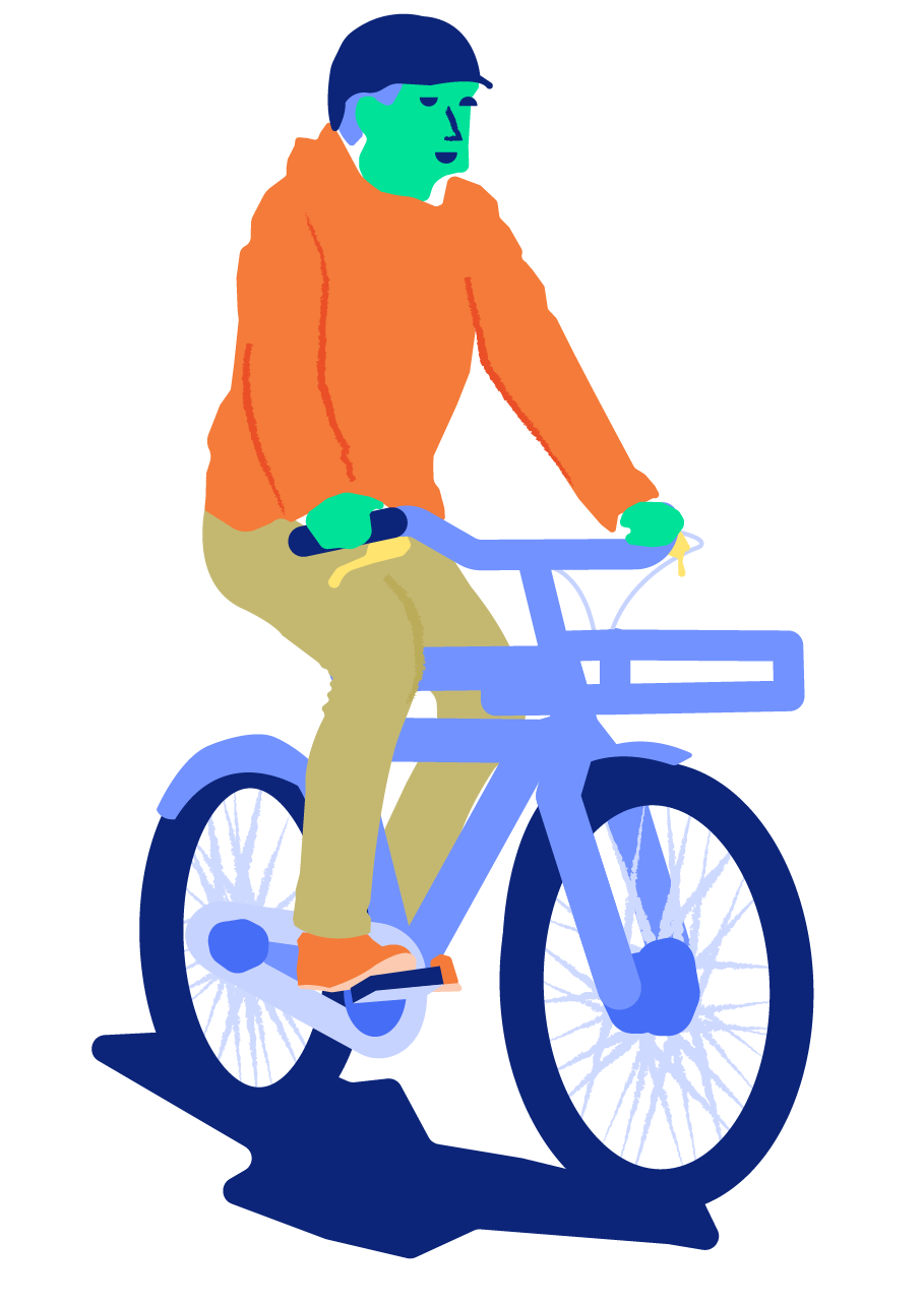 Cycling clipart go ahead. Ways to commute lowcountry