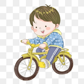 Images png format clip. Cycling clipart little boy