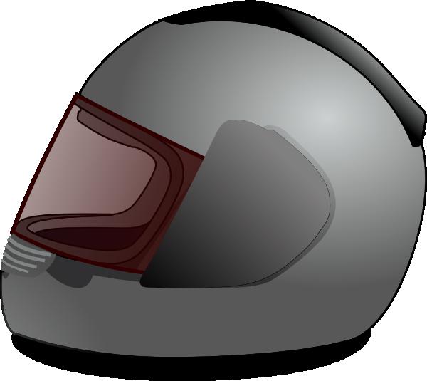 Motorcycle clipart public domain. Helmet clip art at
