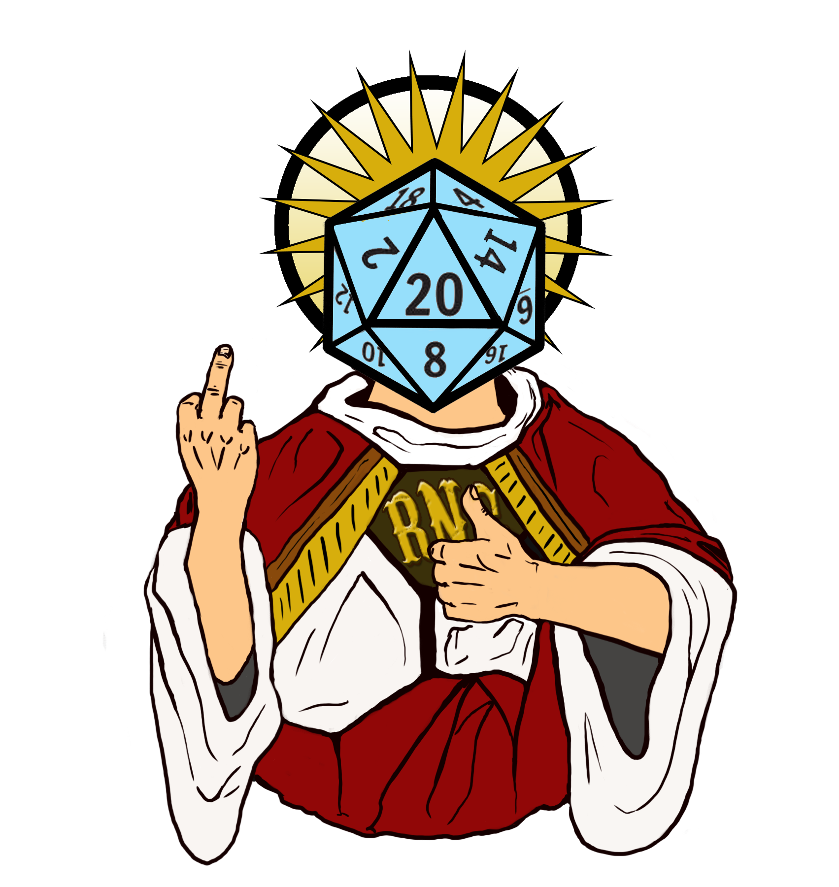 D20 clipart 20 sided dice. The conscious geek ingredients