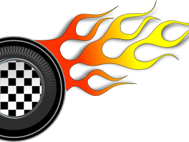 Fire clipart tire.  wheels huge freebie