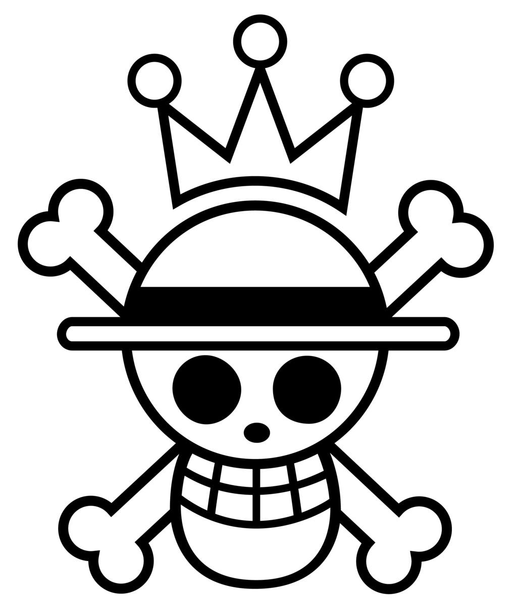 D20 clipart black and white. Pirate flag drawing at