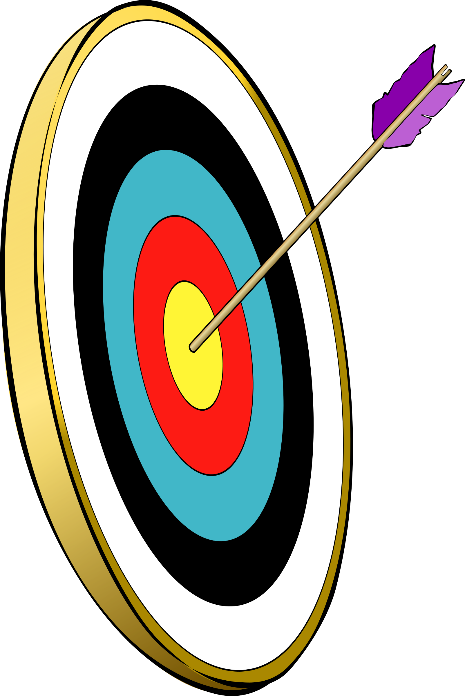 Farsight blogger the aim. Hunter clipart archery