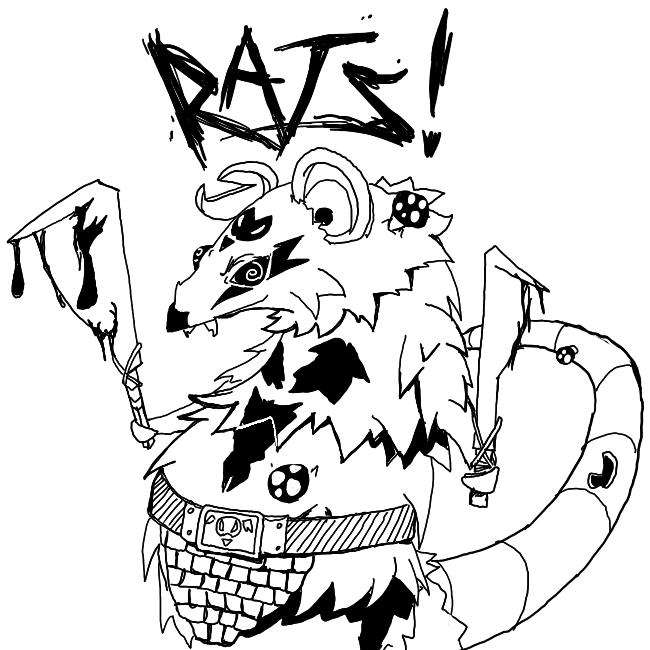 Rats d20 RPG by Choark on DeviantArt