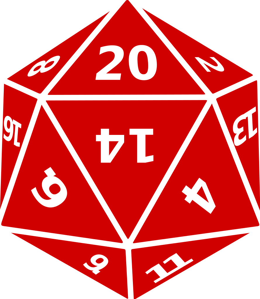 D20 clipart transparent. File twenty sided dice