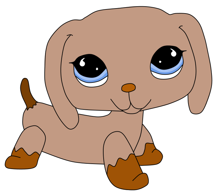 Dachshund clipart animated. Kitte e sorry it