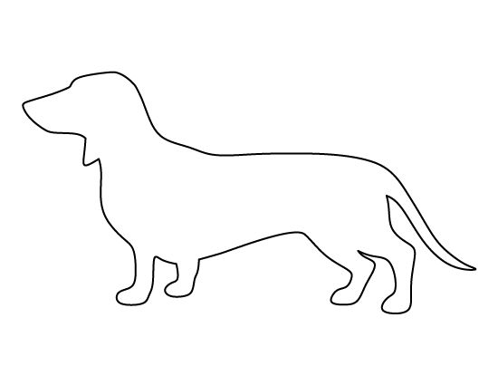 Free cliparts download clip. Dachshund clipart dachshund outline