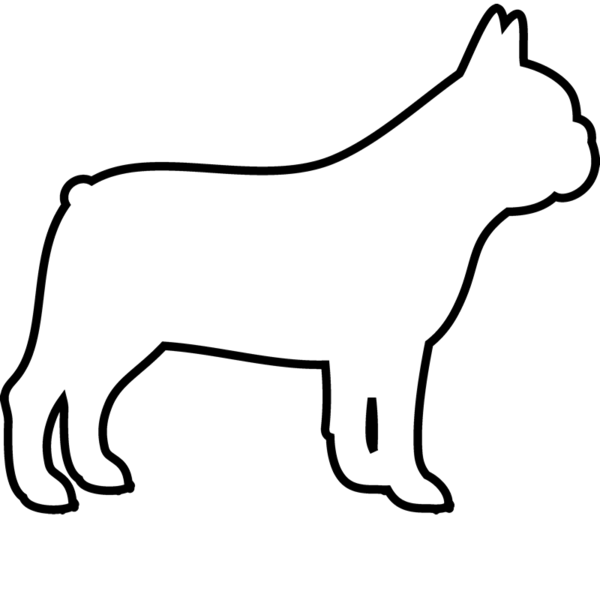 All page stamptopia french. Dachshund clipart dachshund outline