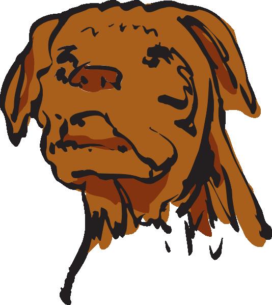 Dog art clip at. Face clipart dachshund