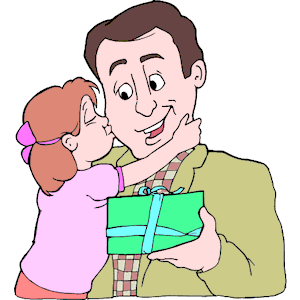To be . Dad clipart