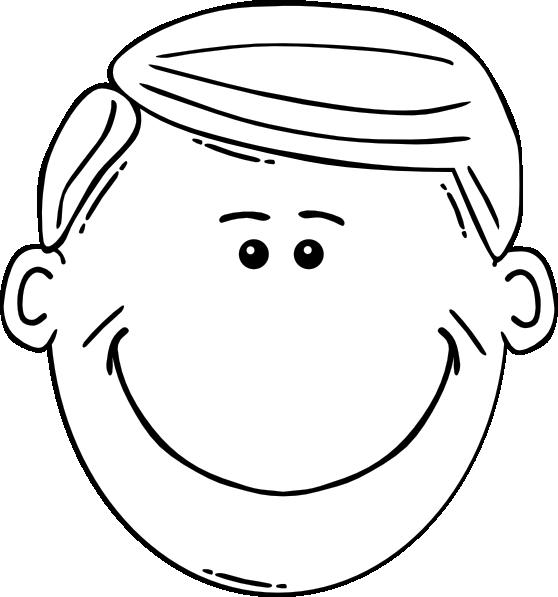 Man face world clip. Label clipart label outline