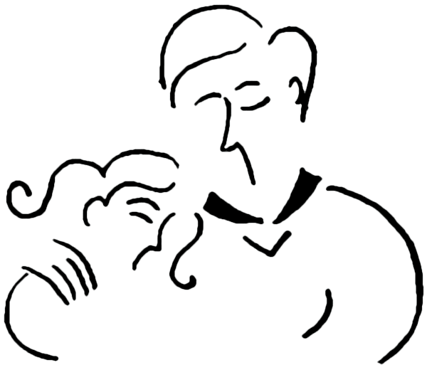 Father clipart lazy. Business lesson from dad
