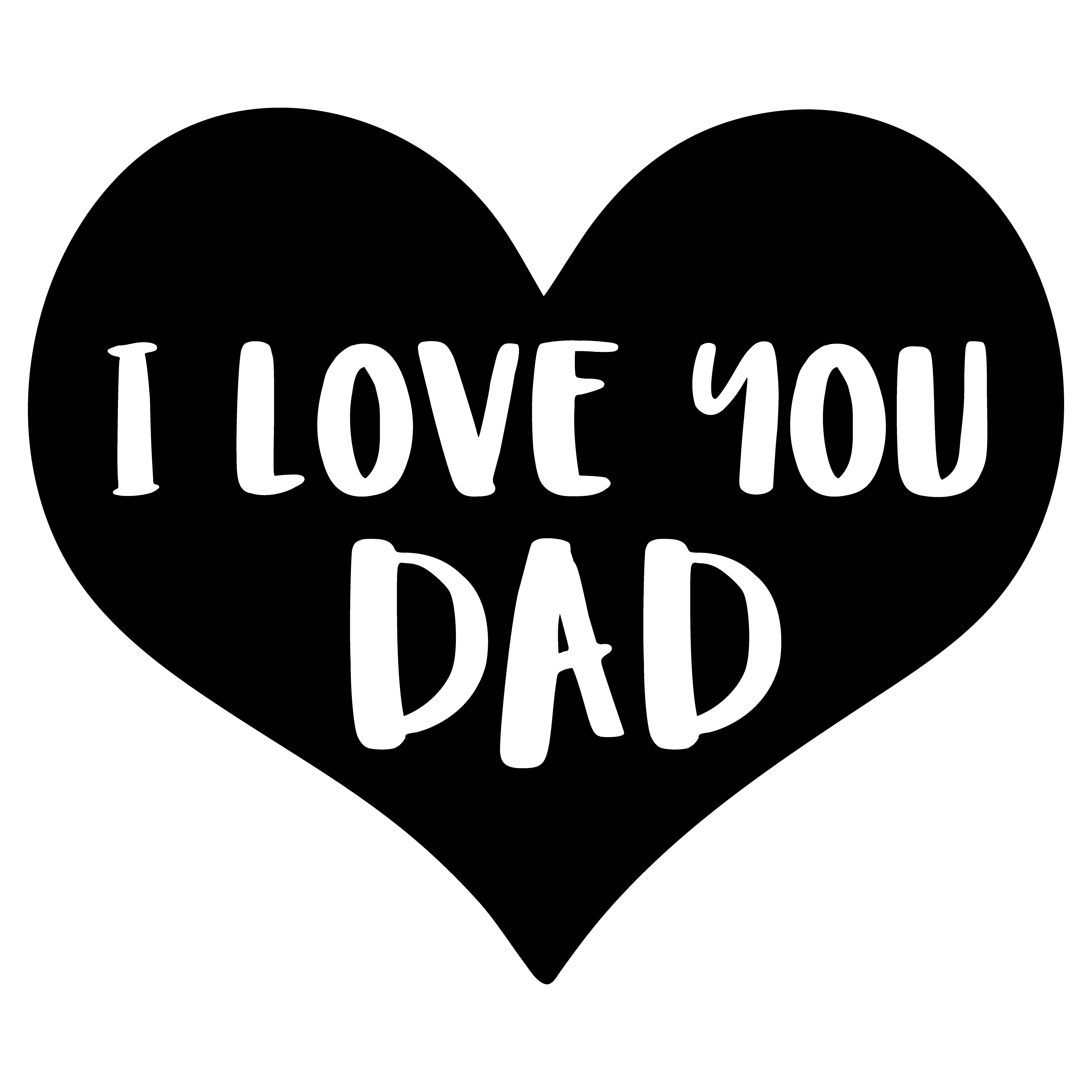 father clipart father love