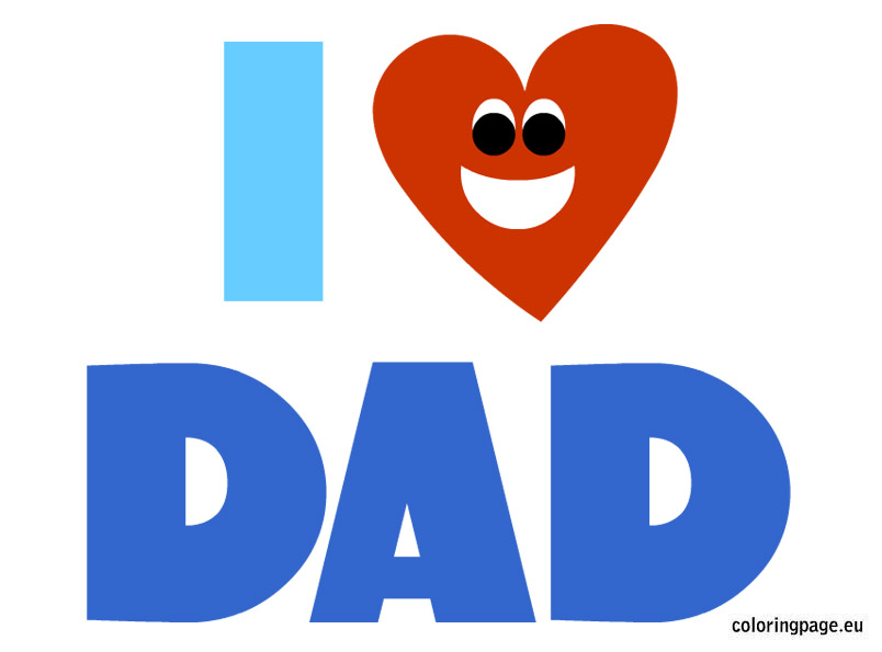 Dad clipart loving dad. Free love cliparts download