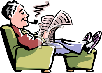 Pin on special days. Dad clipart read with dad