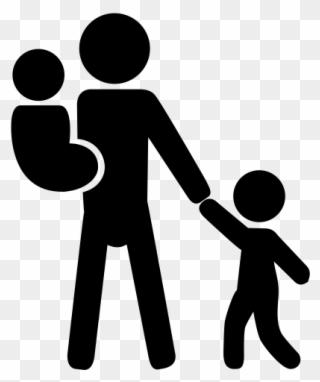 Free png single clip. Dad clipart solo parent