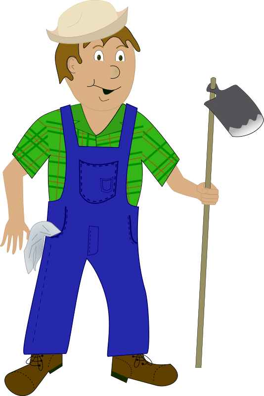 Farmers clipart cute.  collection of uncle