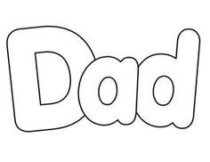 Father clipart father word. Free dad cliparts download