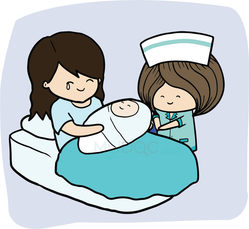 Mothers baby birth frames. Mom clipart word