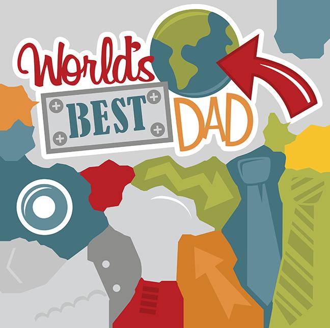dad clipart worlds greatest dad