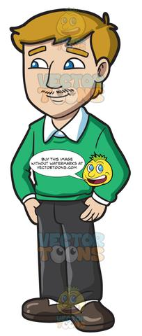 Royalty free images tagged. Dad clipart worried