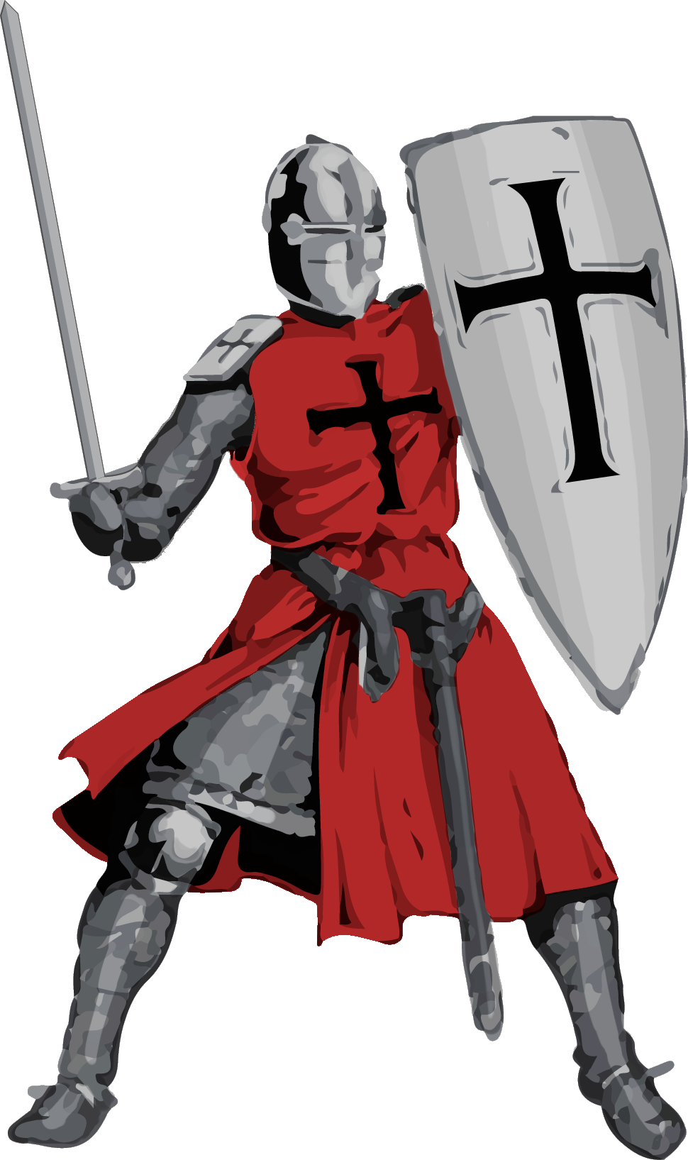 Knights clipart medieval archer. Image result for fighting