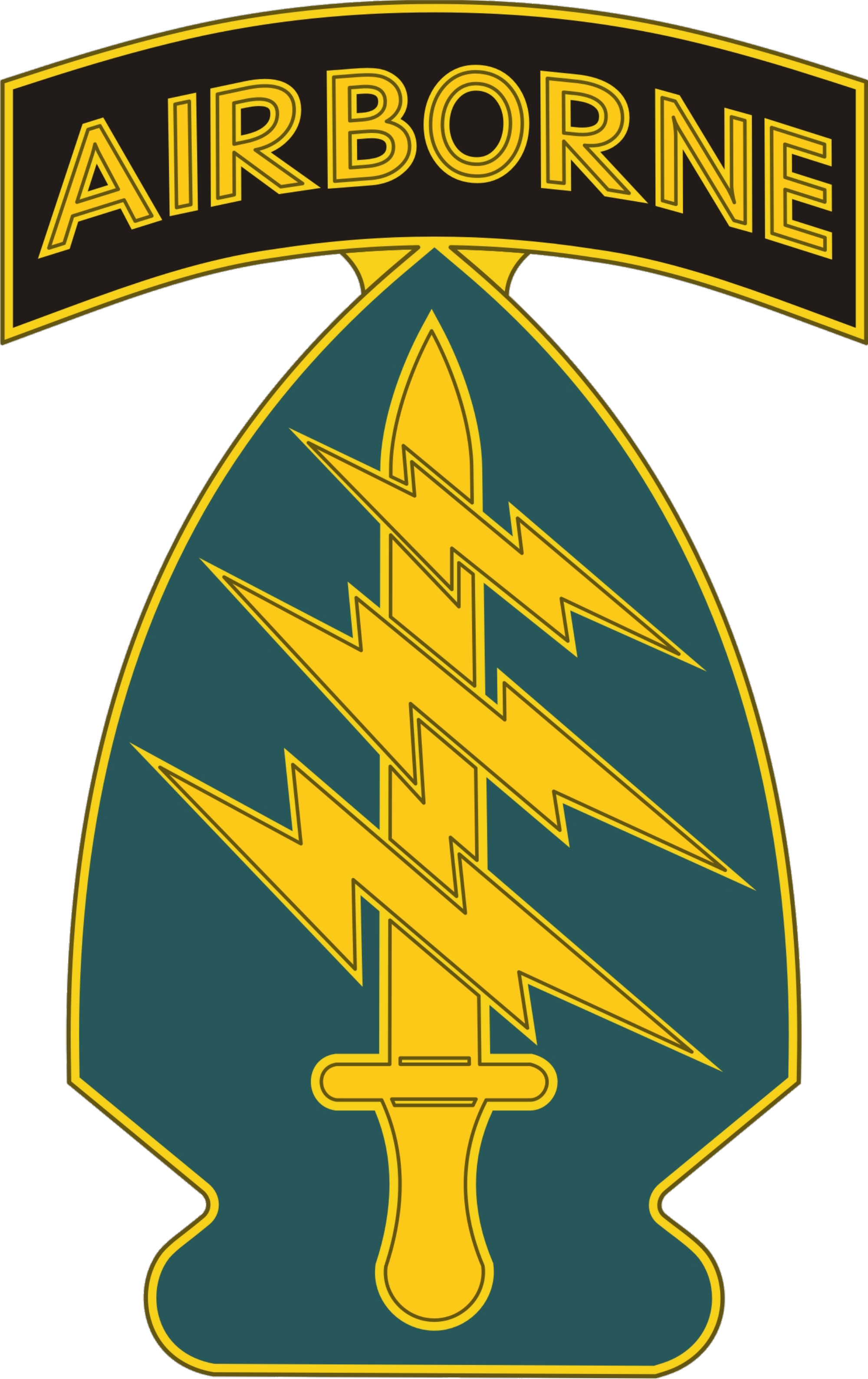 Soldiers clipart group soldier. Special forces united states