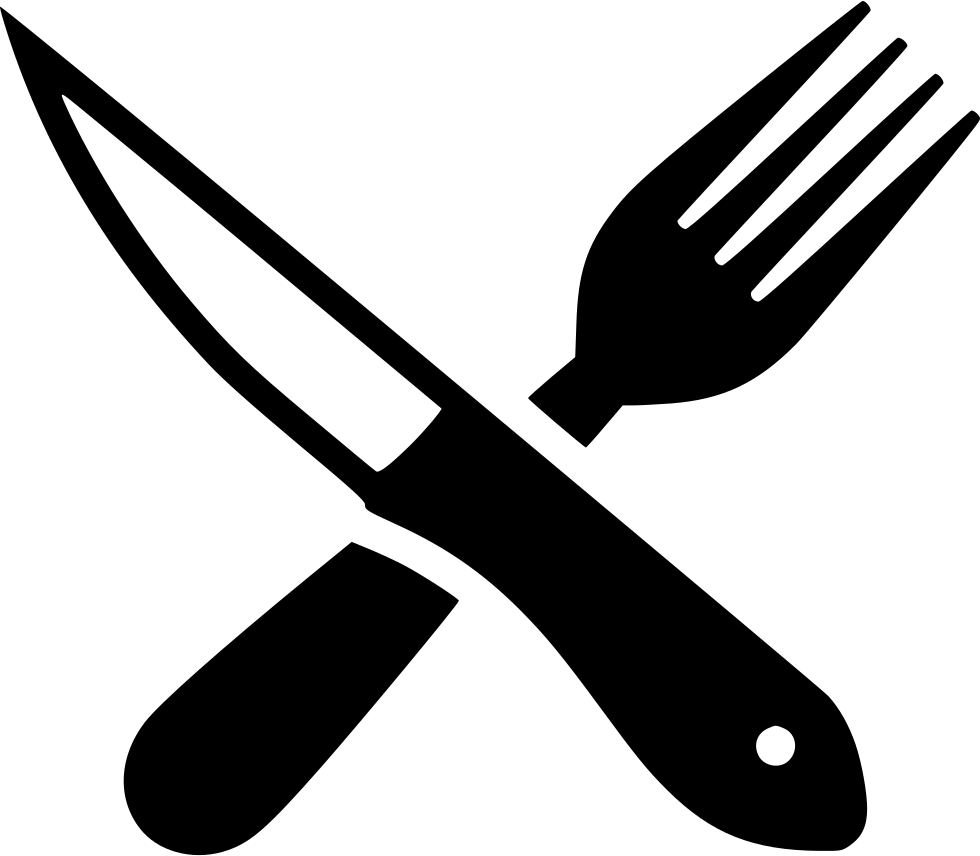 Knife clipart crossed fork.  collection of steak