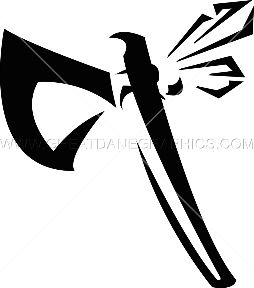 Warrior clipart tomahawk. Image group production ready