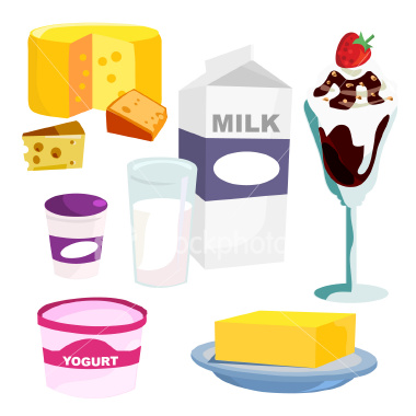 Free images of products. Yogurt clipart dairy product