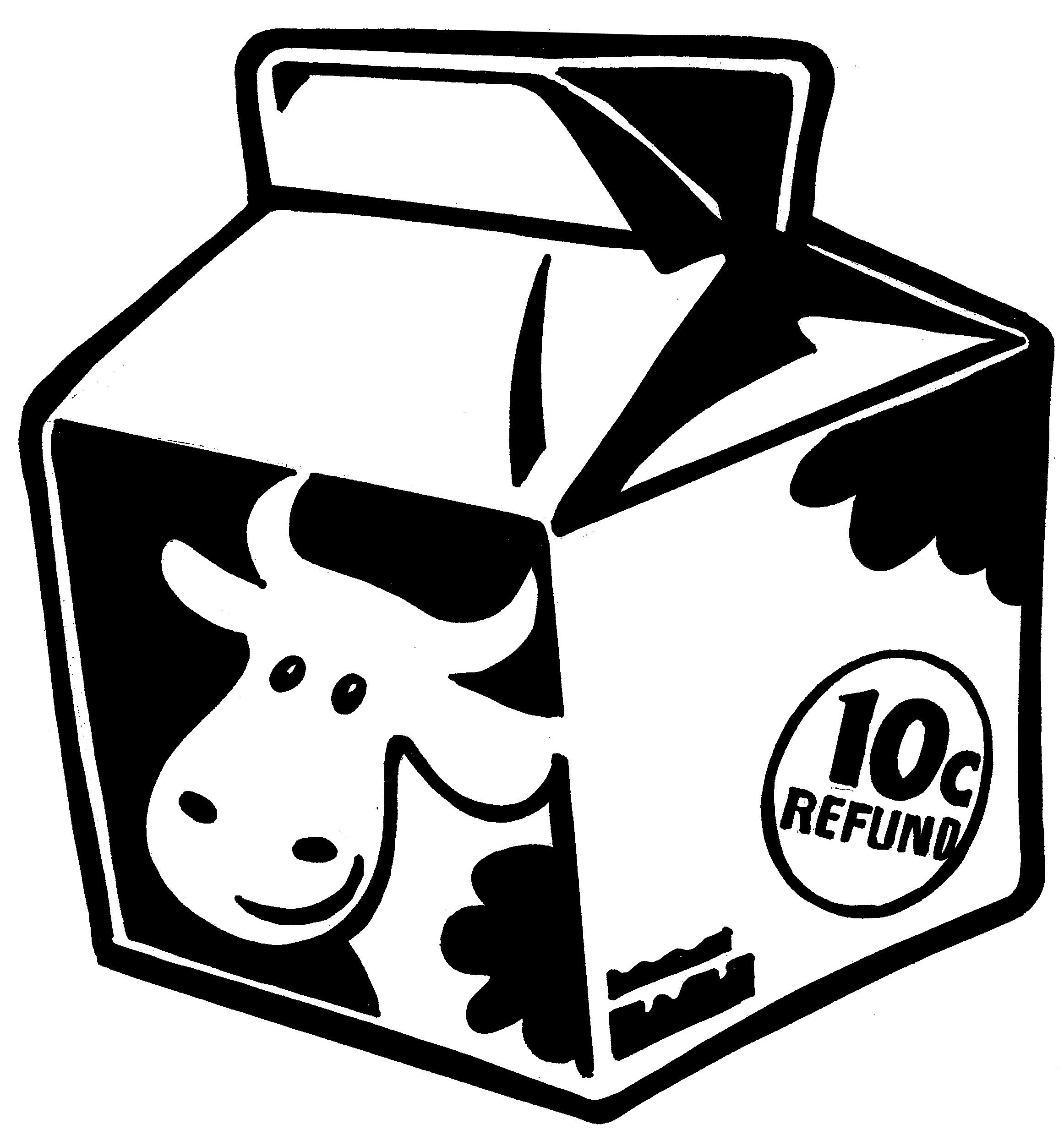 Free milk cartoon cliparts. Dairy clipart animated