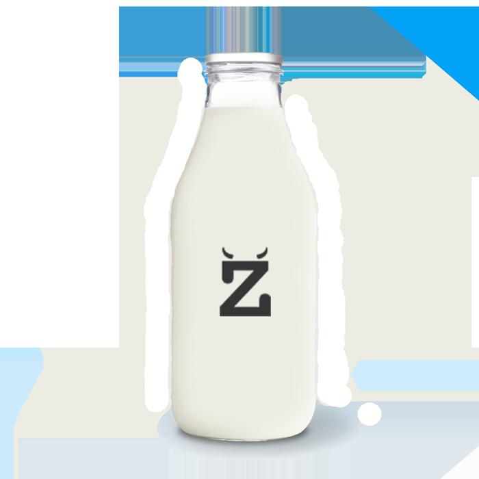 milk clipart raw milk
