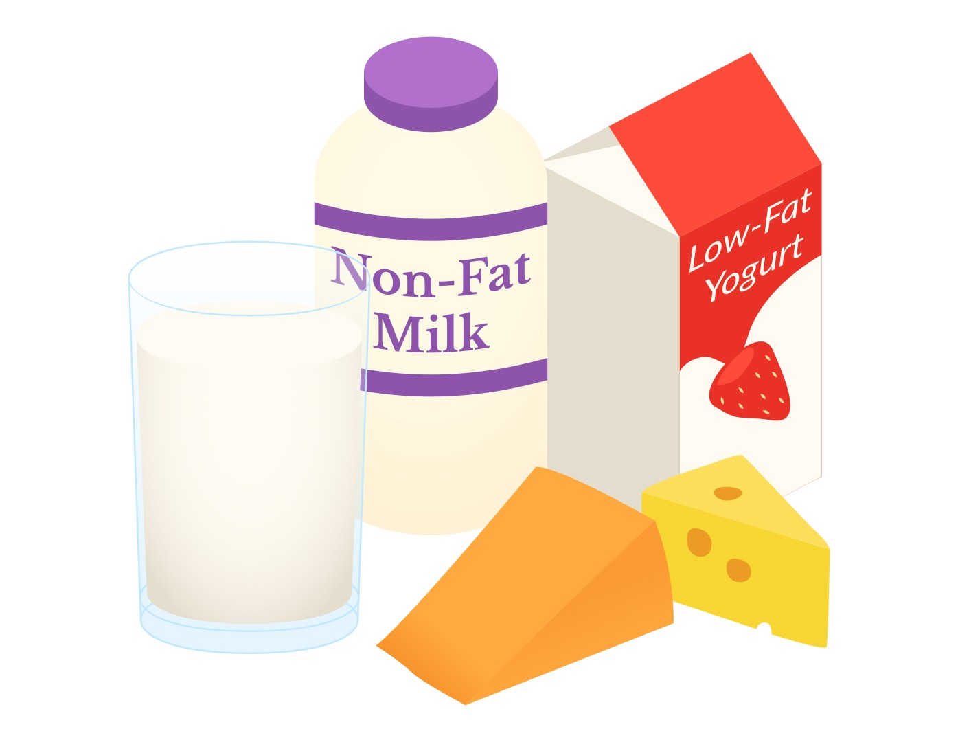 Dairy clipart health product. Calcium and the dietary