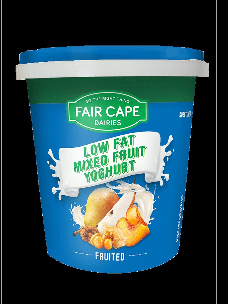 Dairy low fat yogurt