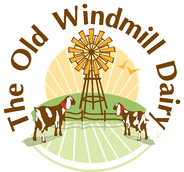 Home the windmill dairy. Market clipart old market