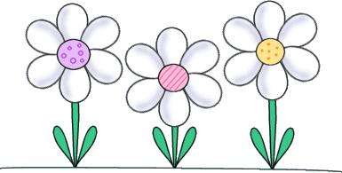 Daisies clipart. Clip art image white