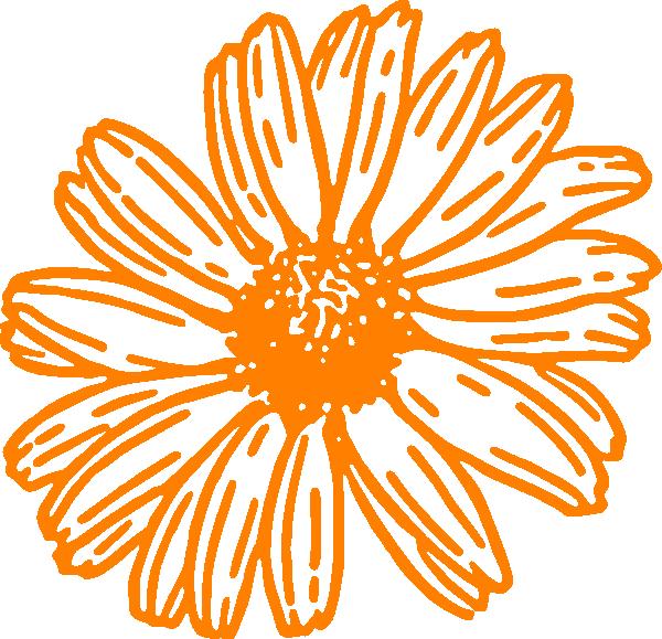 Mustard daisy clip art. Daisies clipart color