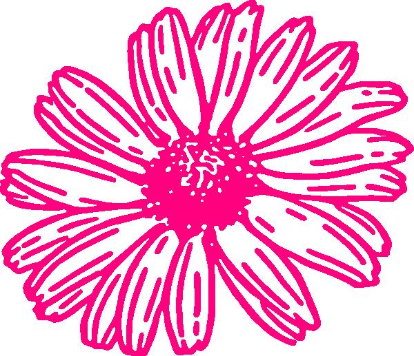 Daisy clip art at. Daisies clipart corner
