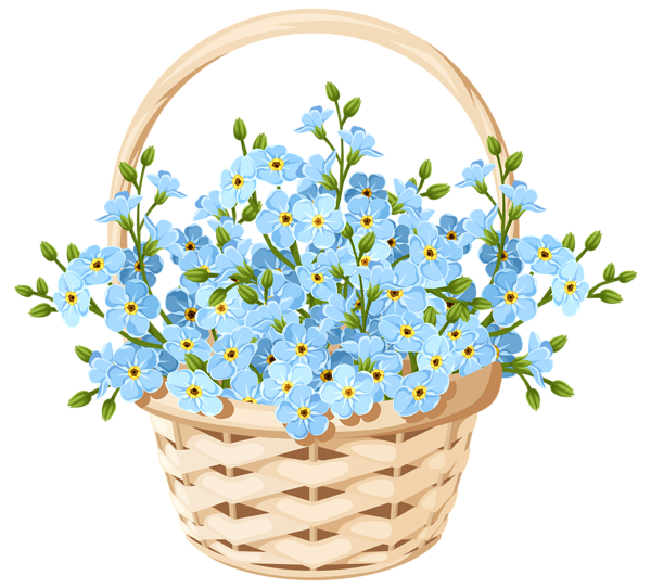 Daisies clipart flower basket. Gallery free pictures