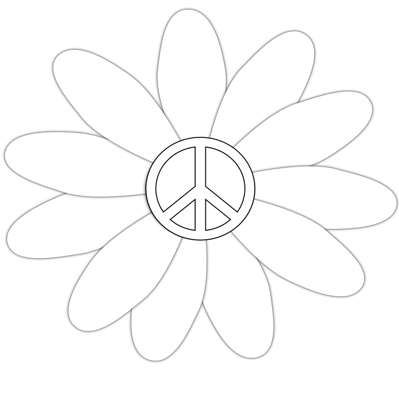 Daisies clipart flower day. Free tattoo black and