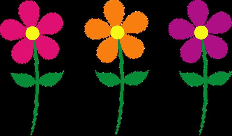Daisies clipart flowerblack. Daisy flower clip art