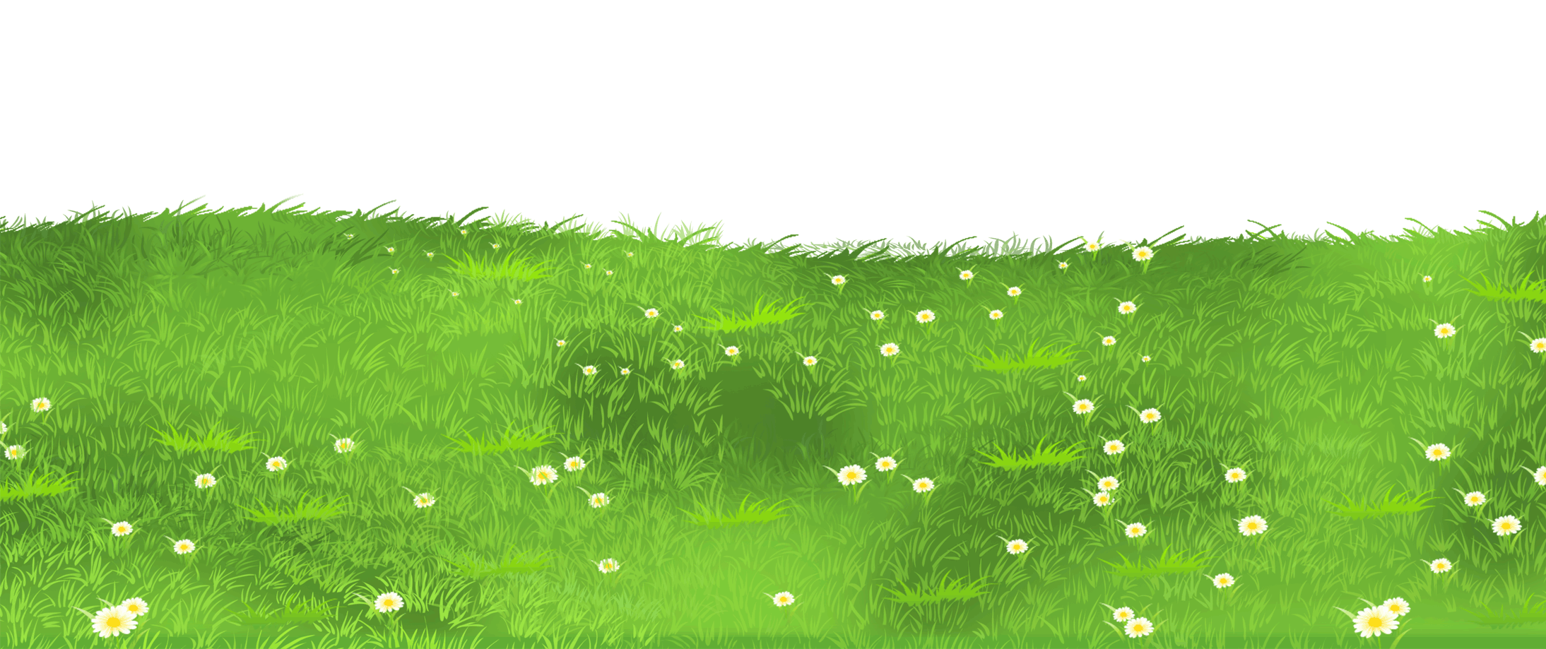 Daisy clipart patch grass. Genarrator huckle muckle by
