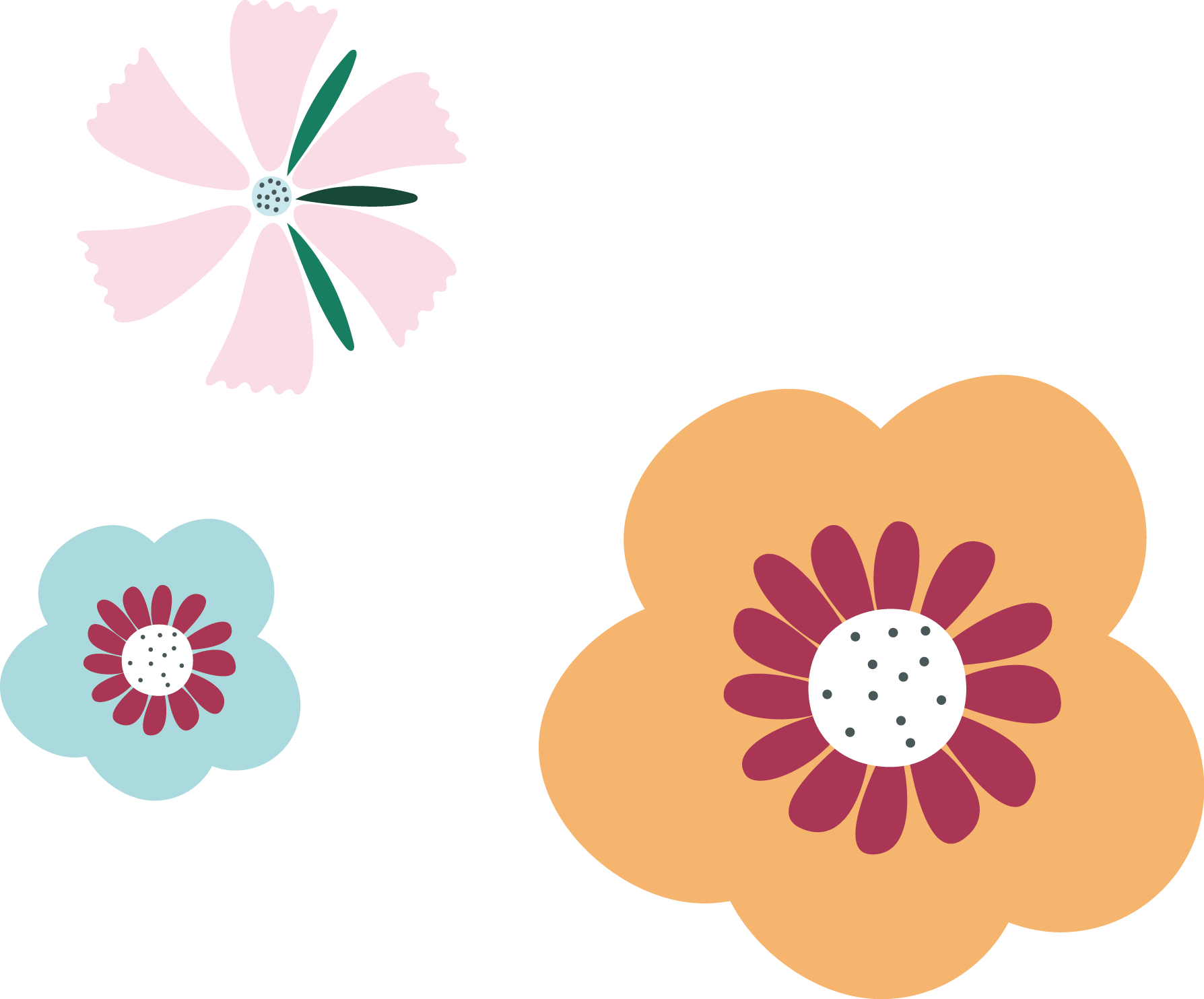 Daisy clipart wildflower. Floral design flower common