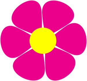 Flower power clip art. Daisy clipart