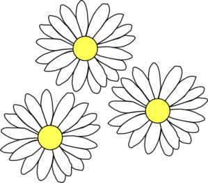 Daisy clipart. Flower free download clip